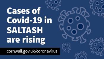 Coronavirus Cases Rising in Cornwall