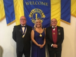Saltash Lions Annual Charter Dinner