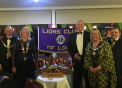 Lions Club of Looe Annual Charter Dinner