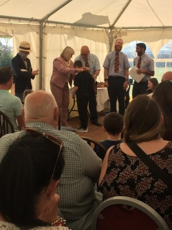 Saltash Rugby Club Presentation Day