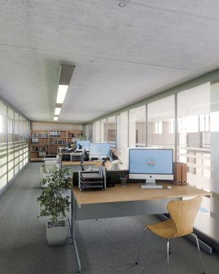 Photo Gallery Image - Designers Image STC Vision - Office Space on Mezzanine First Floor