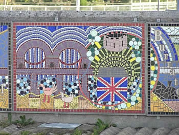 Murals in Saltash