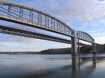 Photo Gallery Image - The Tamar Bridge